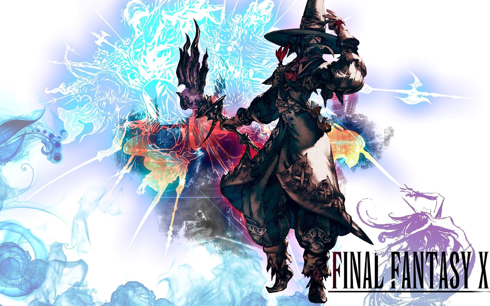 Final Fantasy Xiv Wallpapers By Majinkhan On Deviantart Desktop