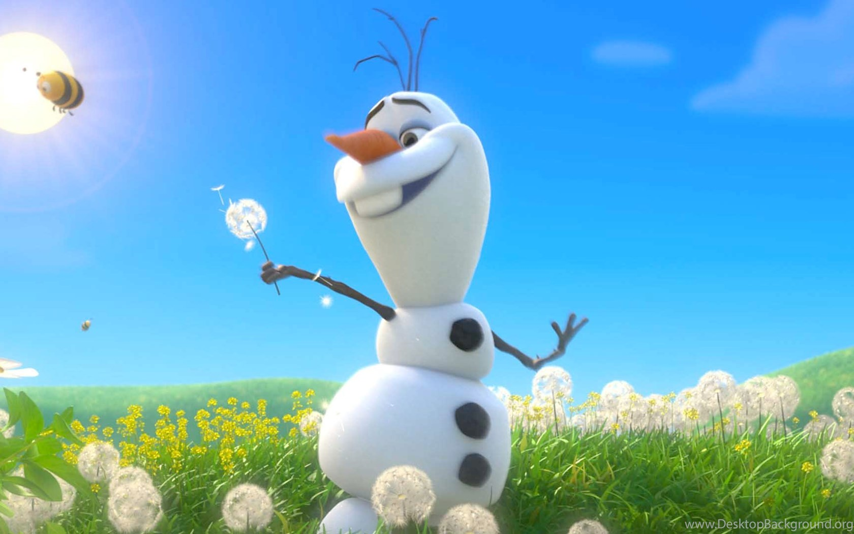 15 Best Photos Of Olaf From Frozen Wallpapers Disney
