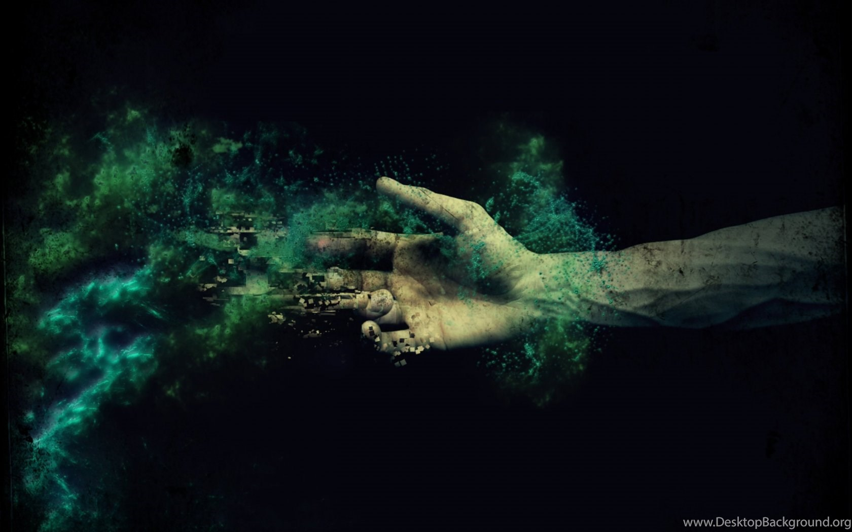 Impossible Helping Hand Hd Wallpapers Widescreen 1680x1050 Desktop