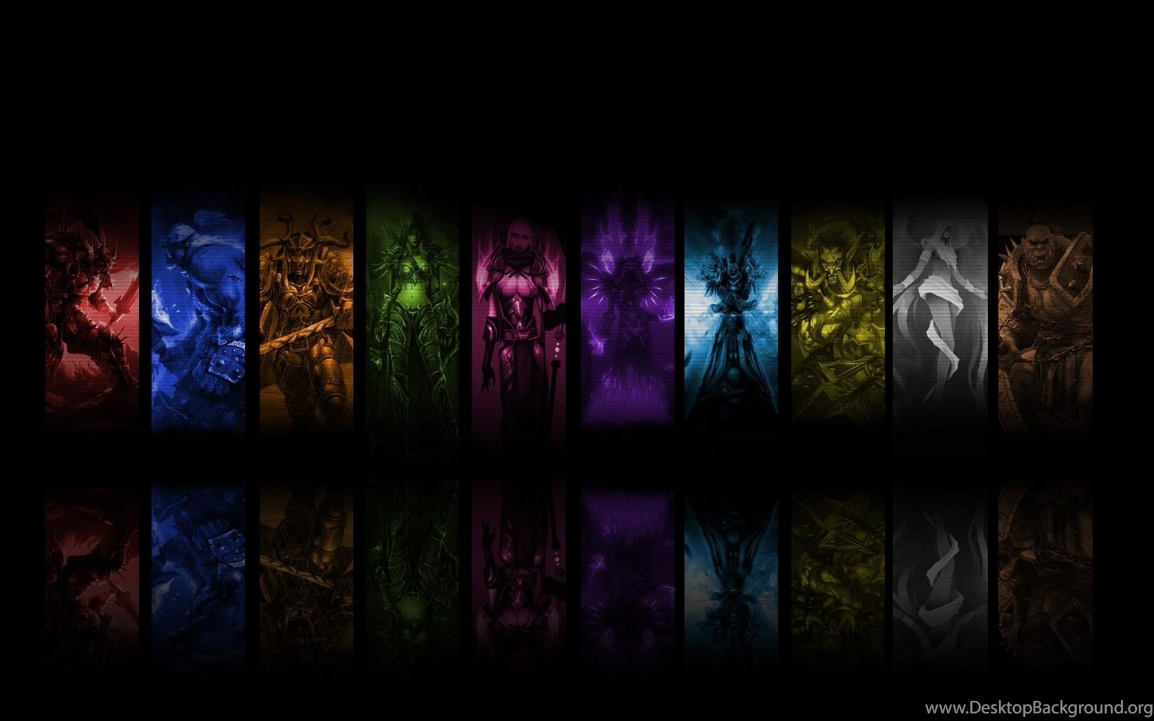 World Of Warcraft Druid Wallpapers Gallery At Freakygaming