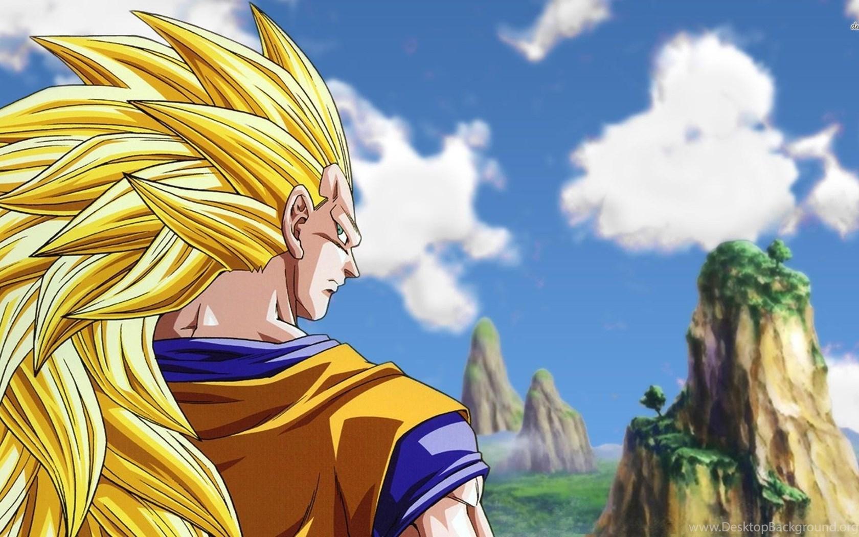 Dragon Ball Z Goku Wallpapers Super Saiyan 10