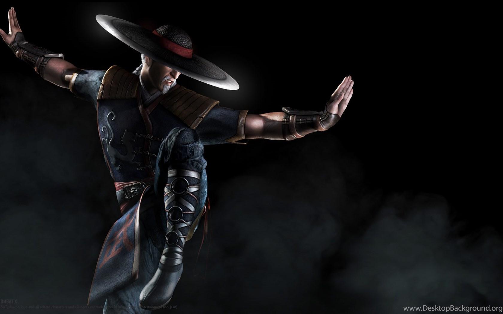 Mortal Kombat X Characters Wallpapers Desktop Background