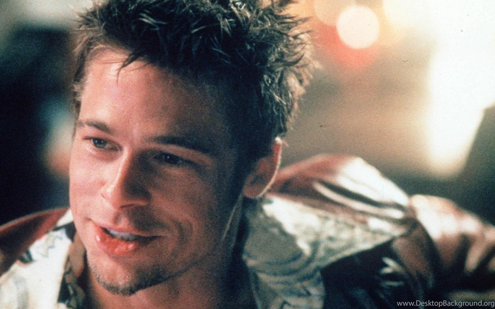 Download Download Brad Pitt Fight Club Wallpapers Hd Desktop