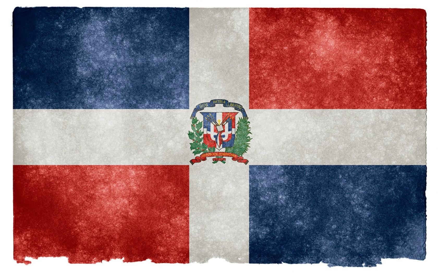 Флаг доминикан картинка
