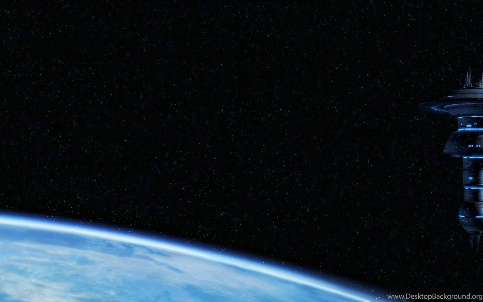 Dual Screen Star Trek Online Wallpapers Desktop Background