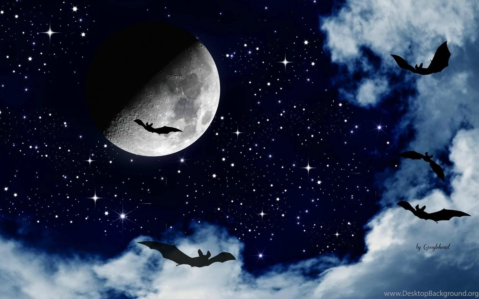 Мужчине прощание, луна и звезды картинки на рабочий стол