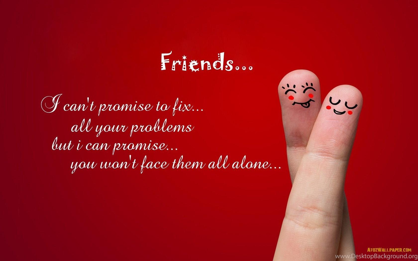 benefit of friendship