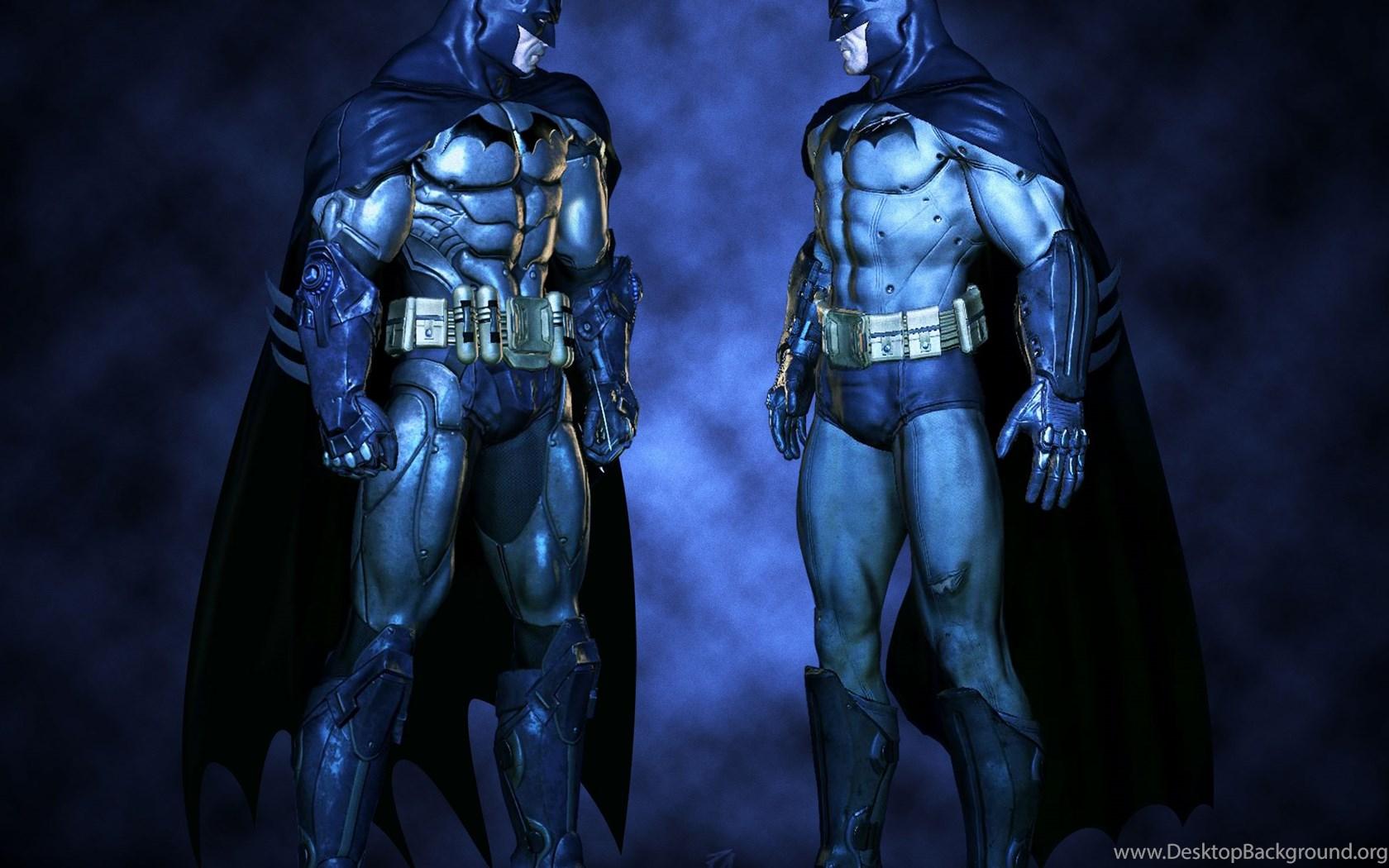 Batman Arkham Asylum Background