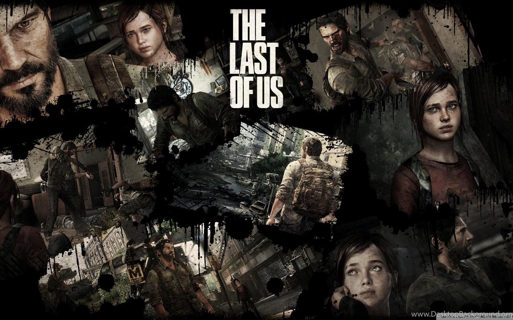 The Last Of Us Hd Wallpapers Desktop Background