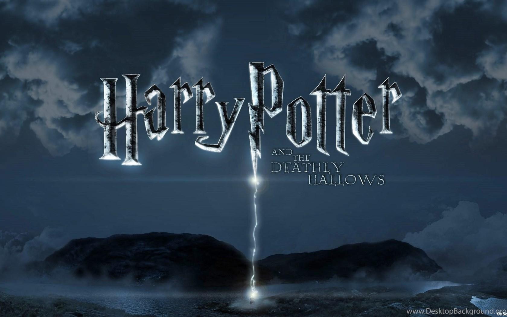 Harry Potter Deathly Hallows Wallpapers Wallpapers Desktop Background