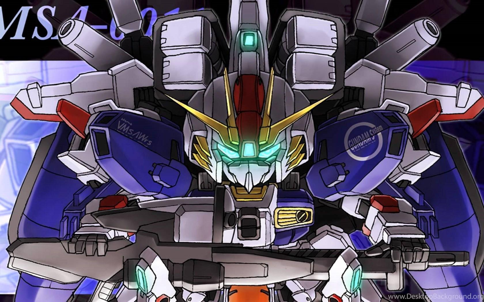 Sd Gundam G Generation Wars World Overworld Ex S Theme Desktop Background