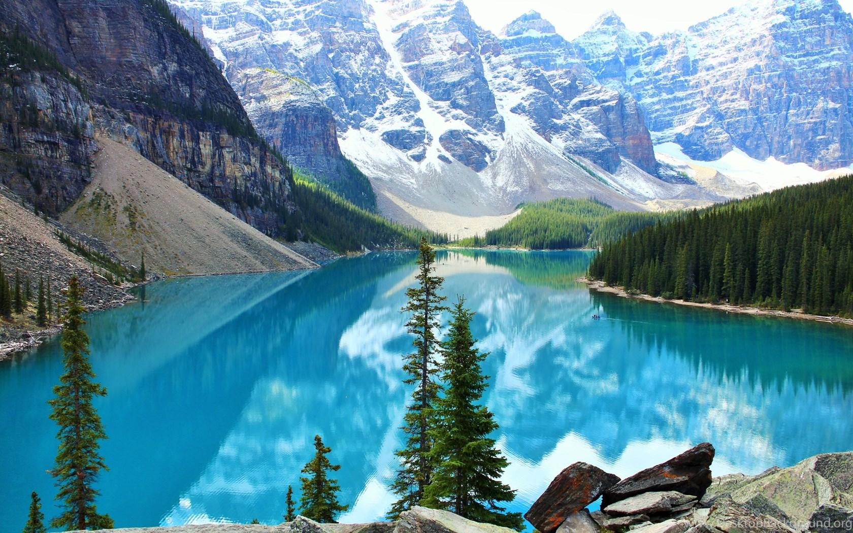 Moraine Lake HD Wallpapers. 4K Wallpapers Desktop Background