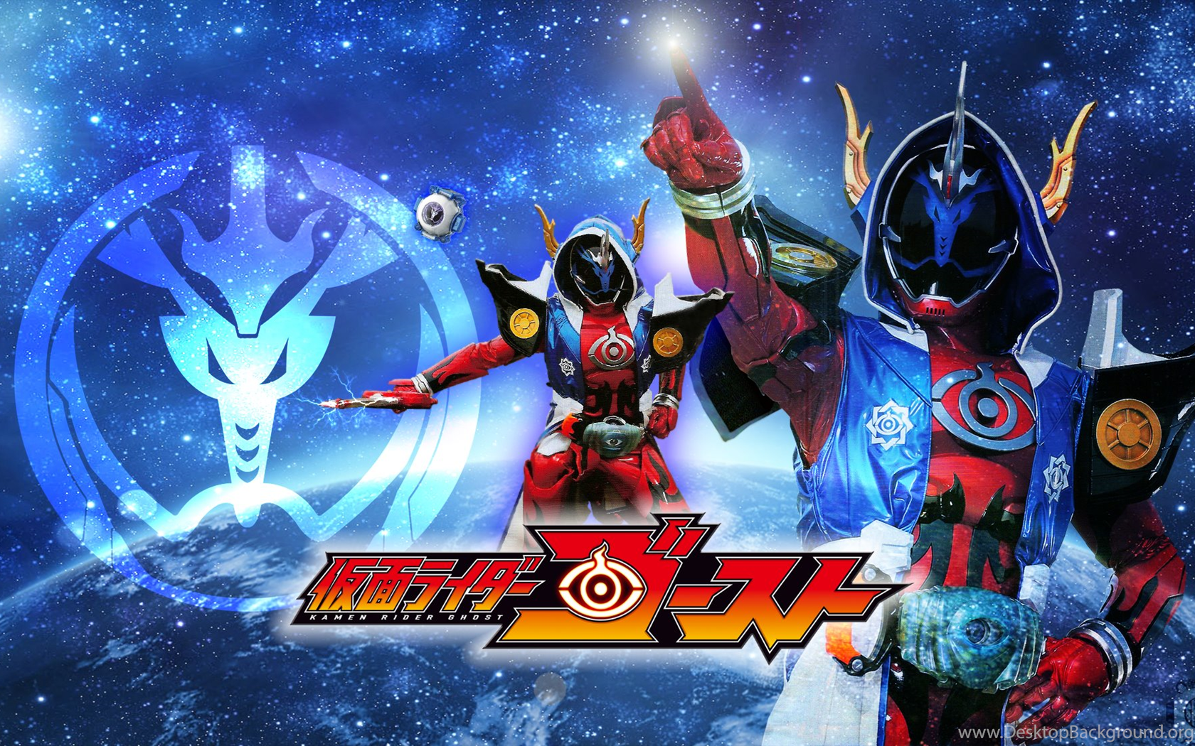 Kamen Rider Ghost Batch Eng Sub