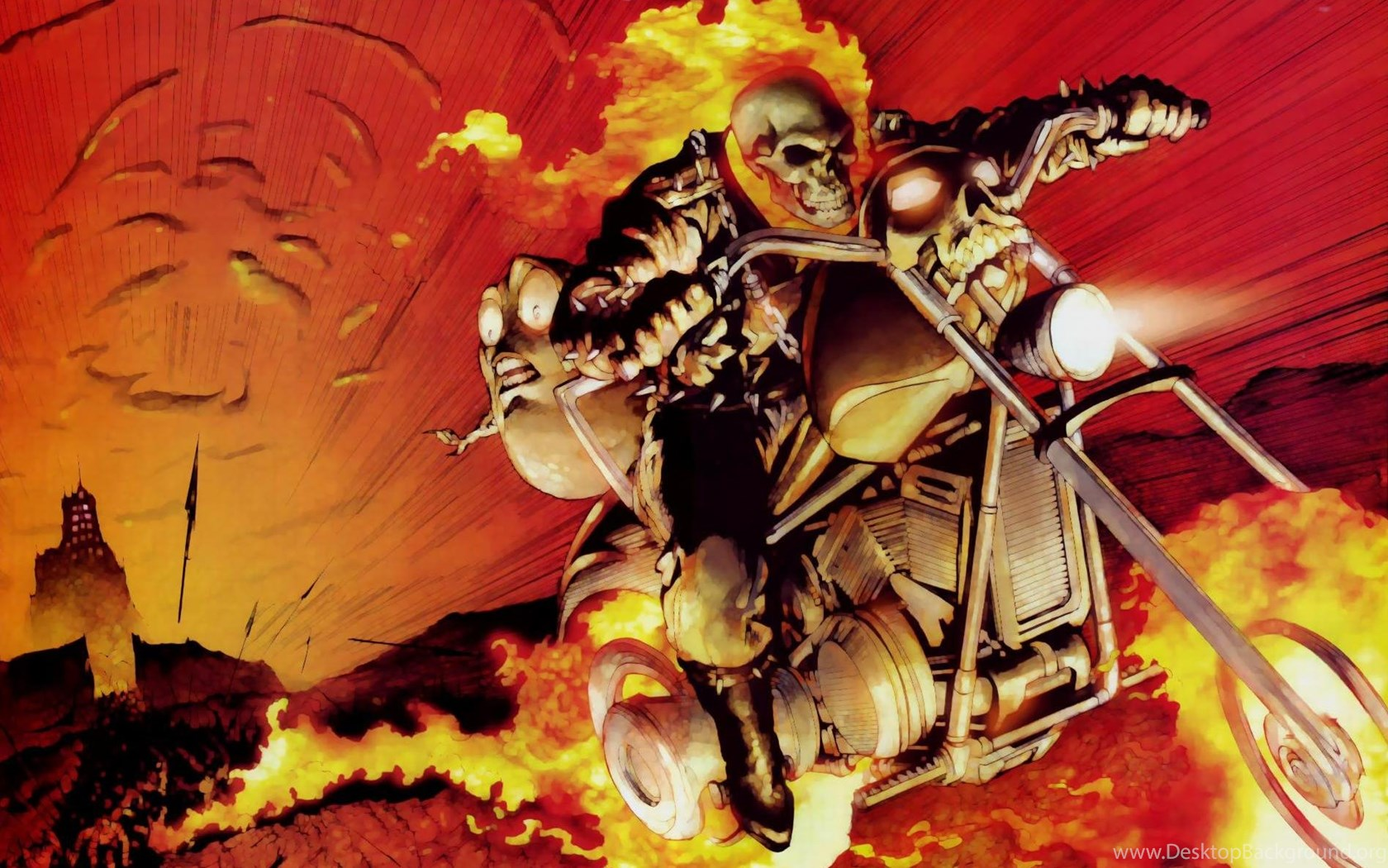 127 ghost rider hd wallpapers desktop background