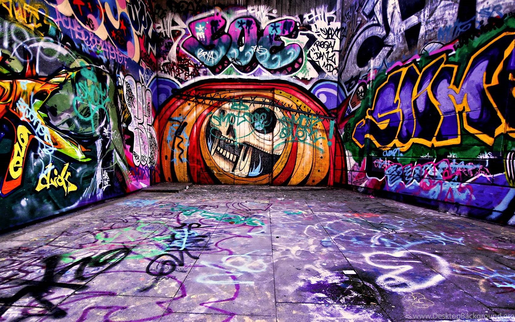 Colorful Graffiti Wallpapers For Android Uncalke Com Desktop Background