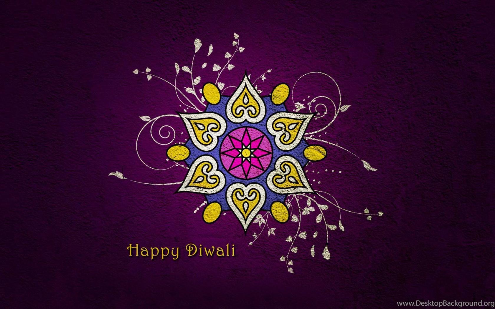 Diwali Rangoli Designs Desktop HD Wallpapers Background