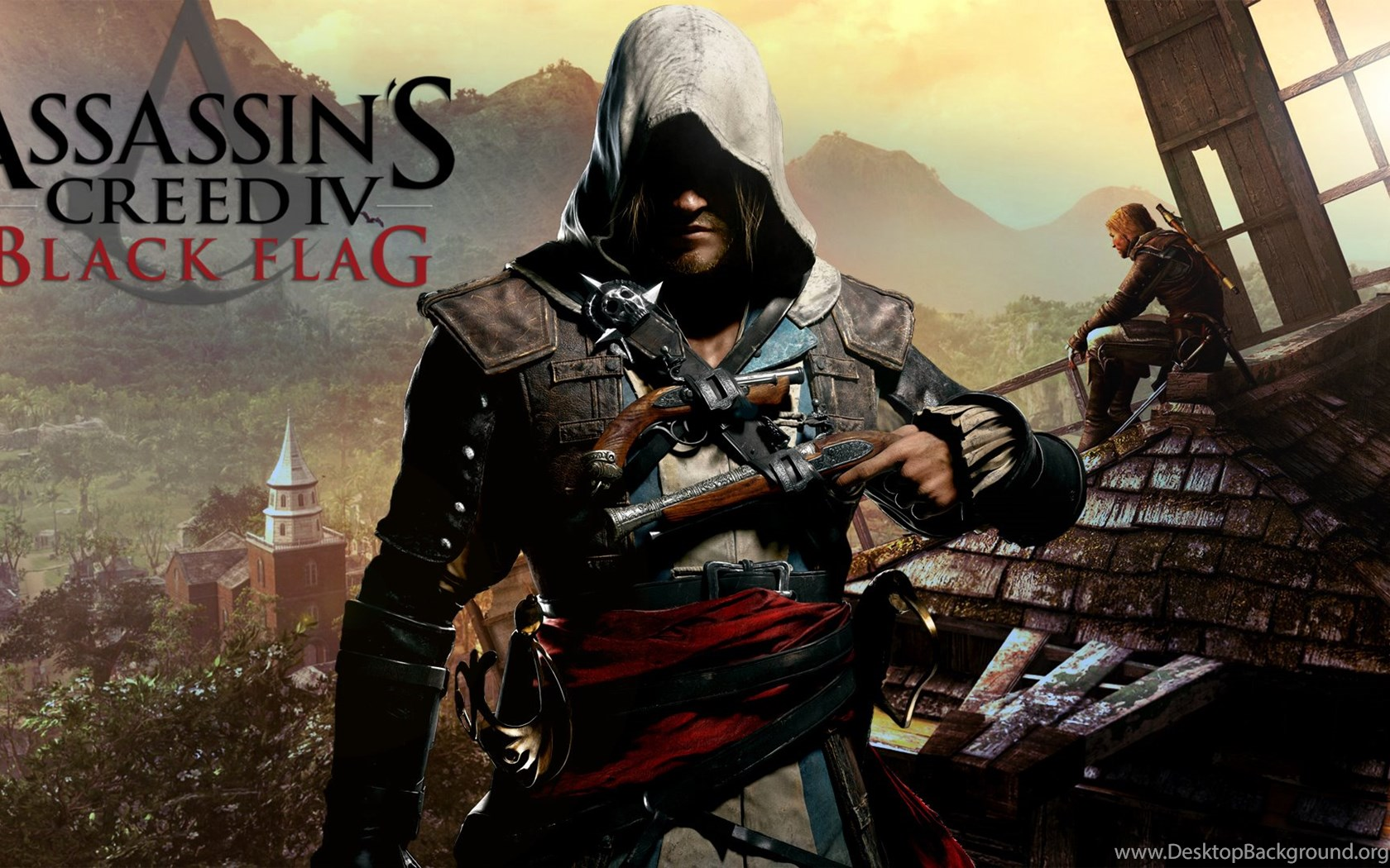 Assassin S Creed Black Flag Wallpapers By Germanwallpapers On