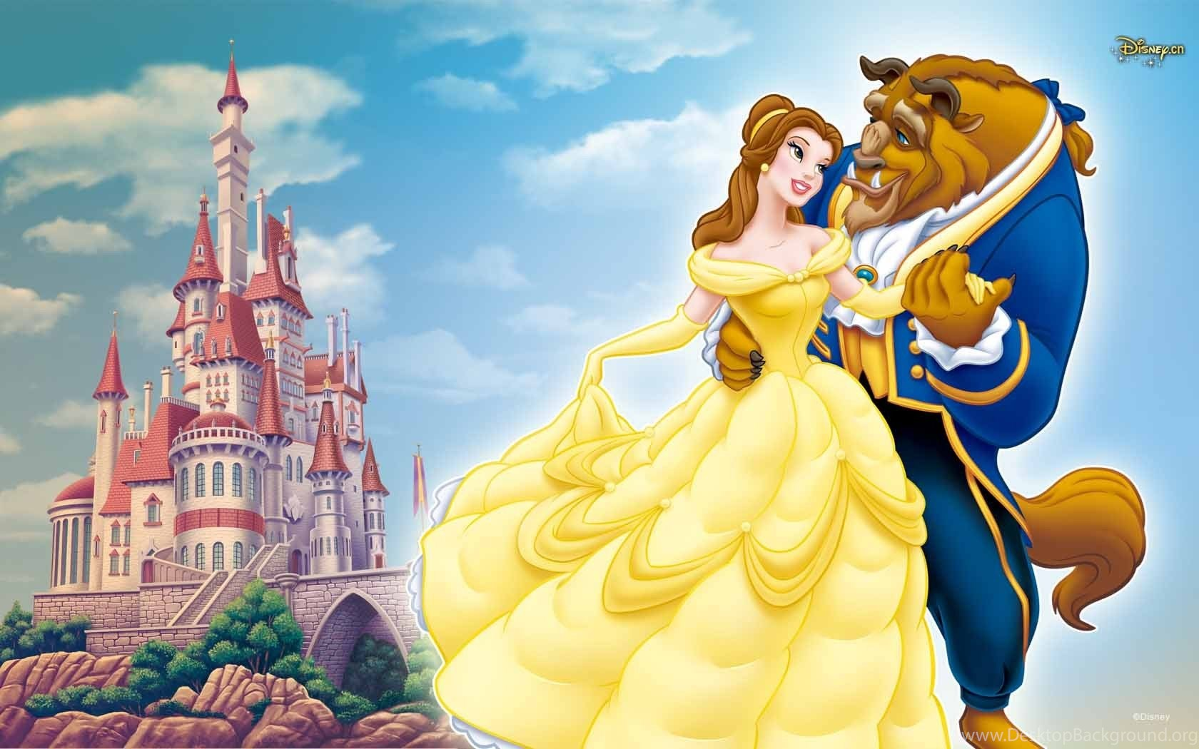 31 Beauty And The Beast Wallpaper Backgrounds Desktop Wallpapers