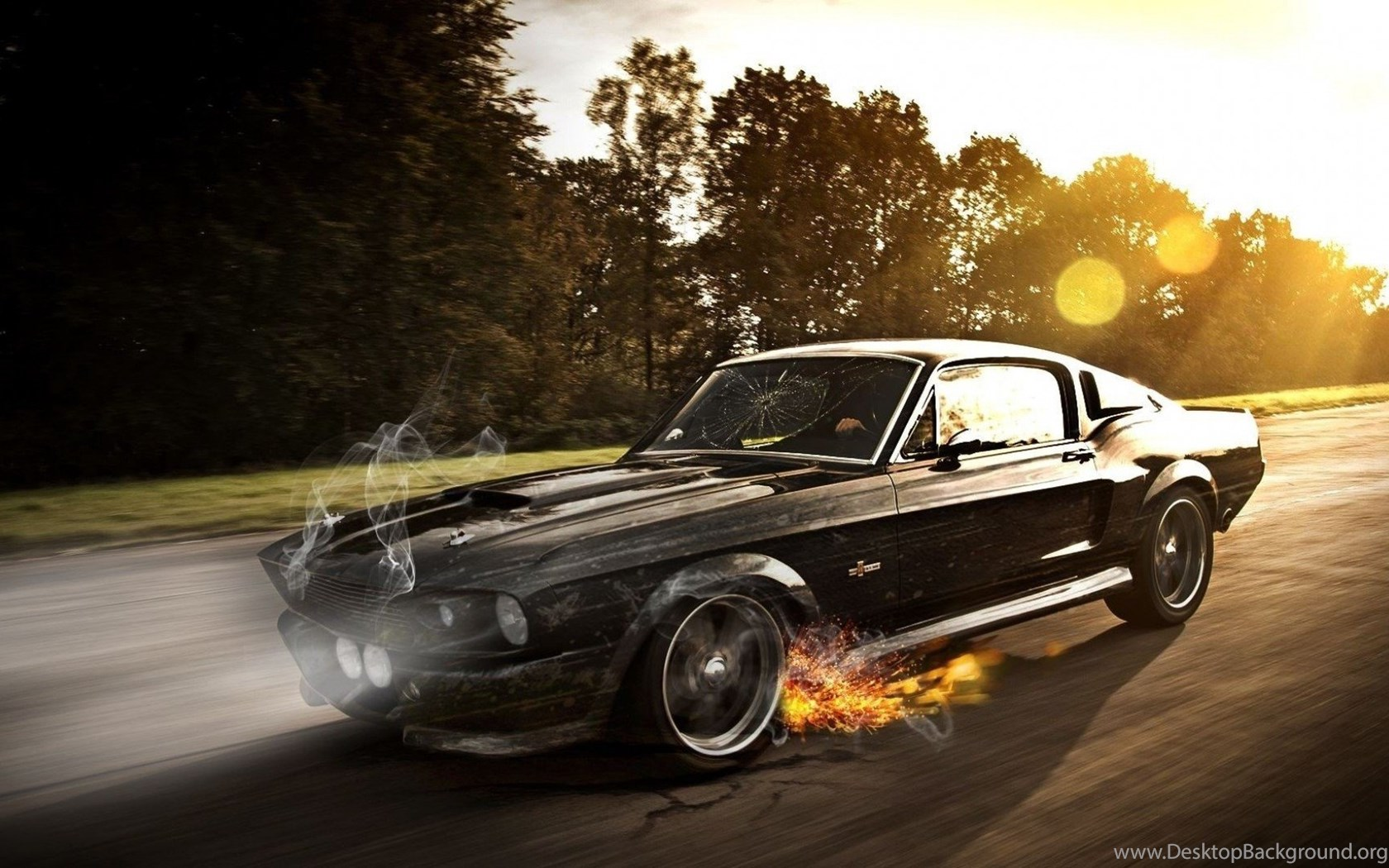 High Resolution American Muscle Car Wallpapers 1080p HD ...