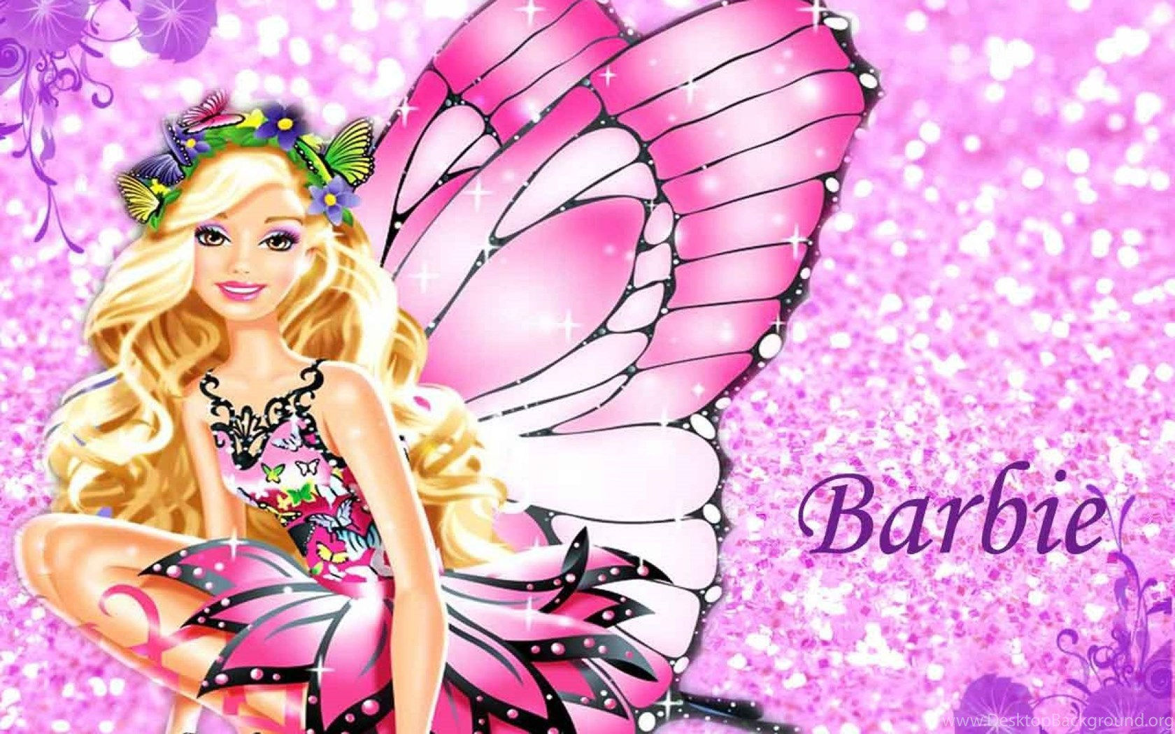 Barbie Pink Backgrounds Wallpapers Cave Desktop Background: Barbie Pink Backgrounds Wallpapers Cave Desktop Background