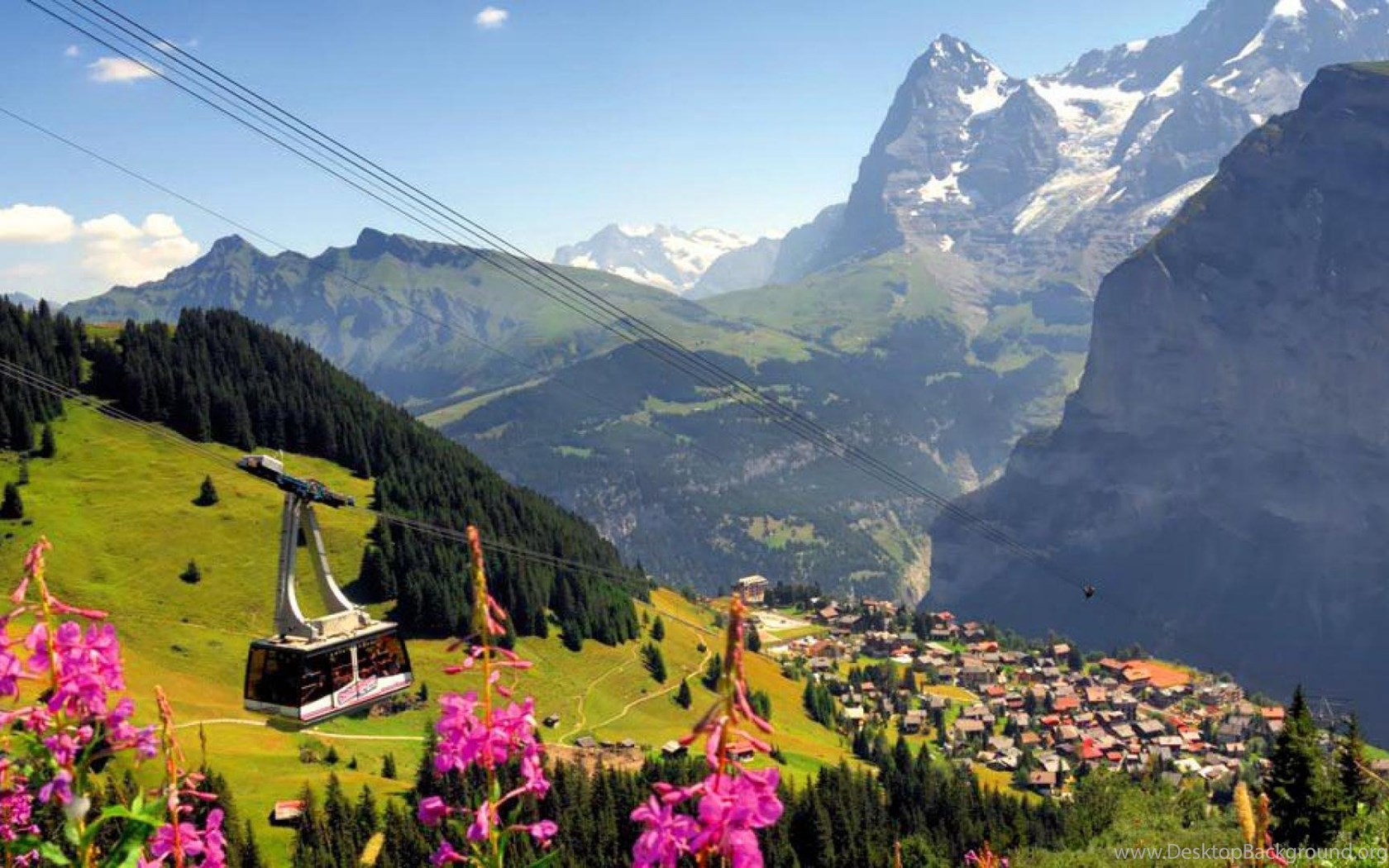 Hd swiss alps wallpapers desktop background - Swiss alps wallpaper ...