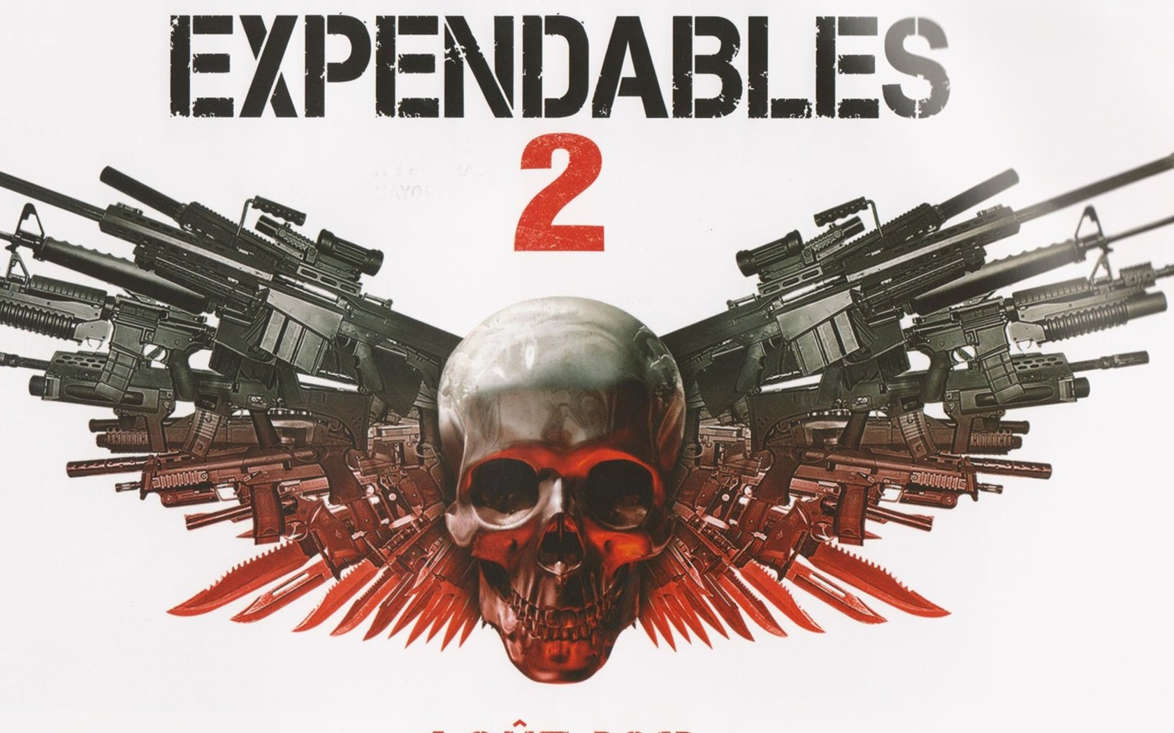 the expendables 2 wallpapers desktop background
