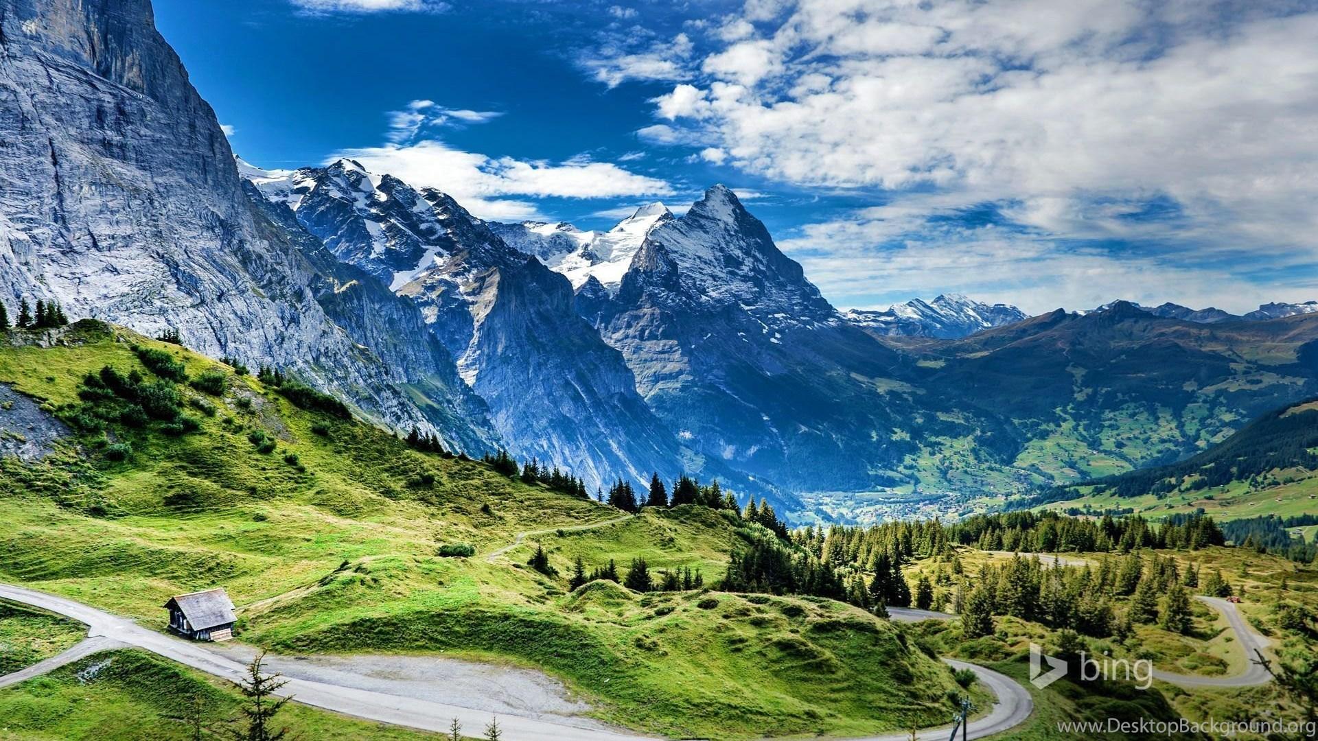 Scheidegg switzerland wallpapers hd download for desktop - Switzerland wallpaper full hd ...