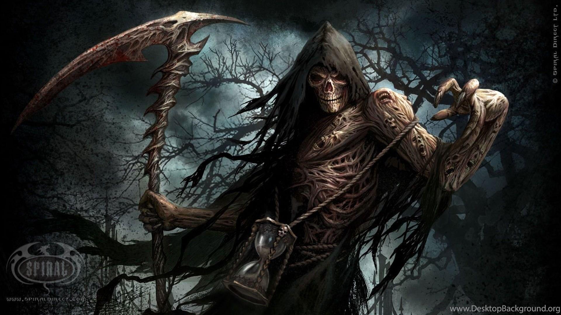 Dark Fantasy Wallpapers Desktop Background