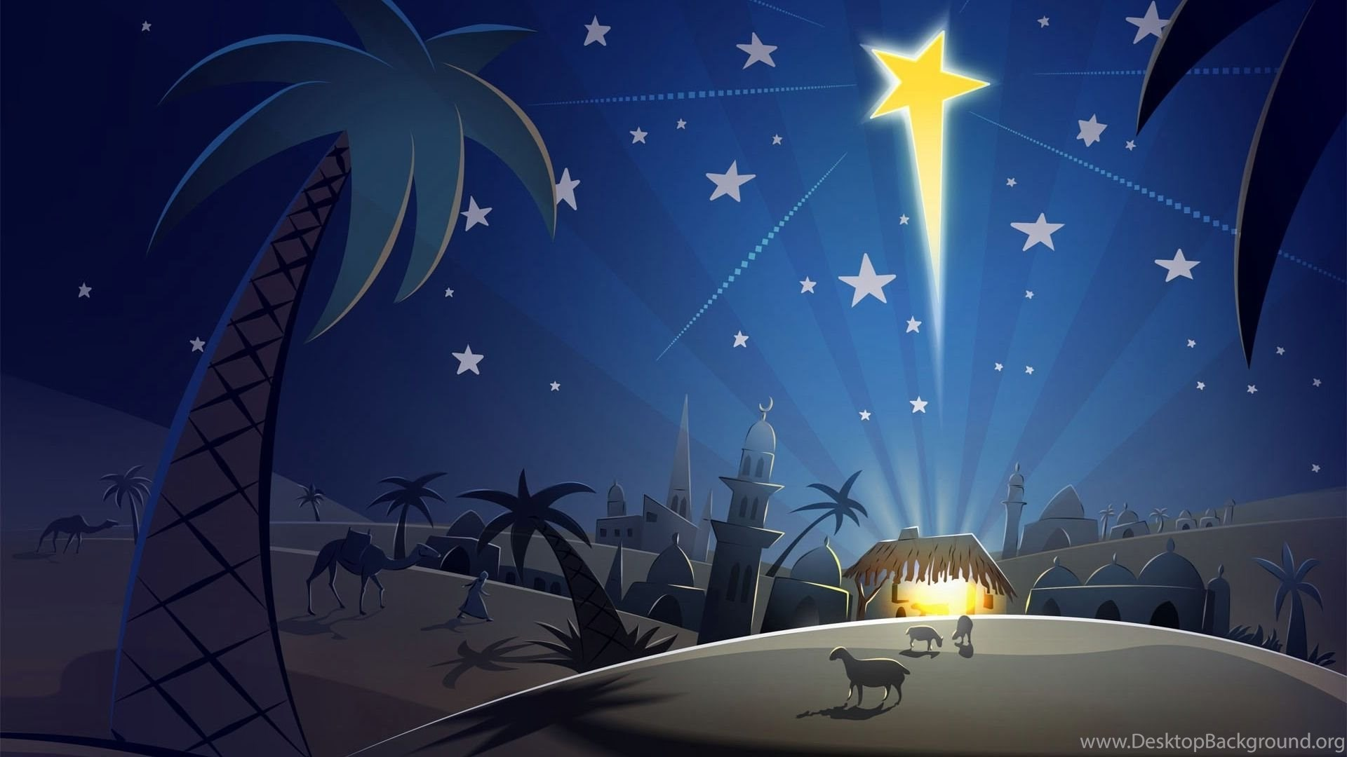 popular - Free Animated Christmas Wallpaper