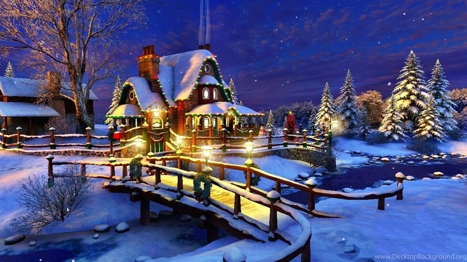 christmas wallpapers hd  1920x1080  free wallpapers full