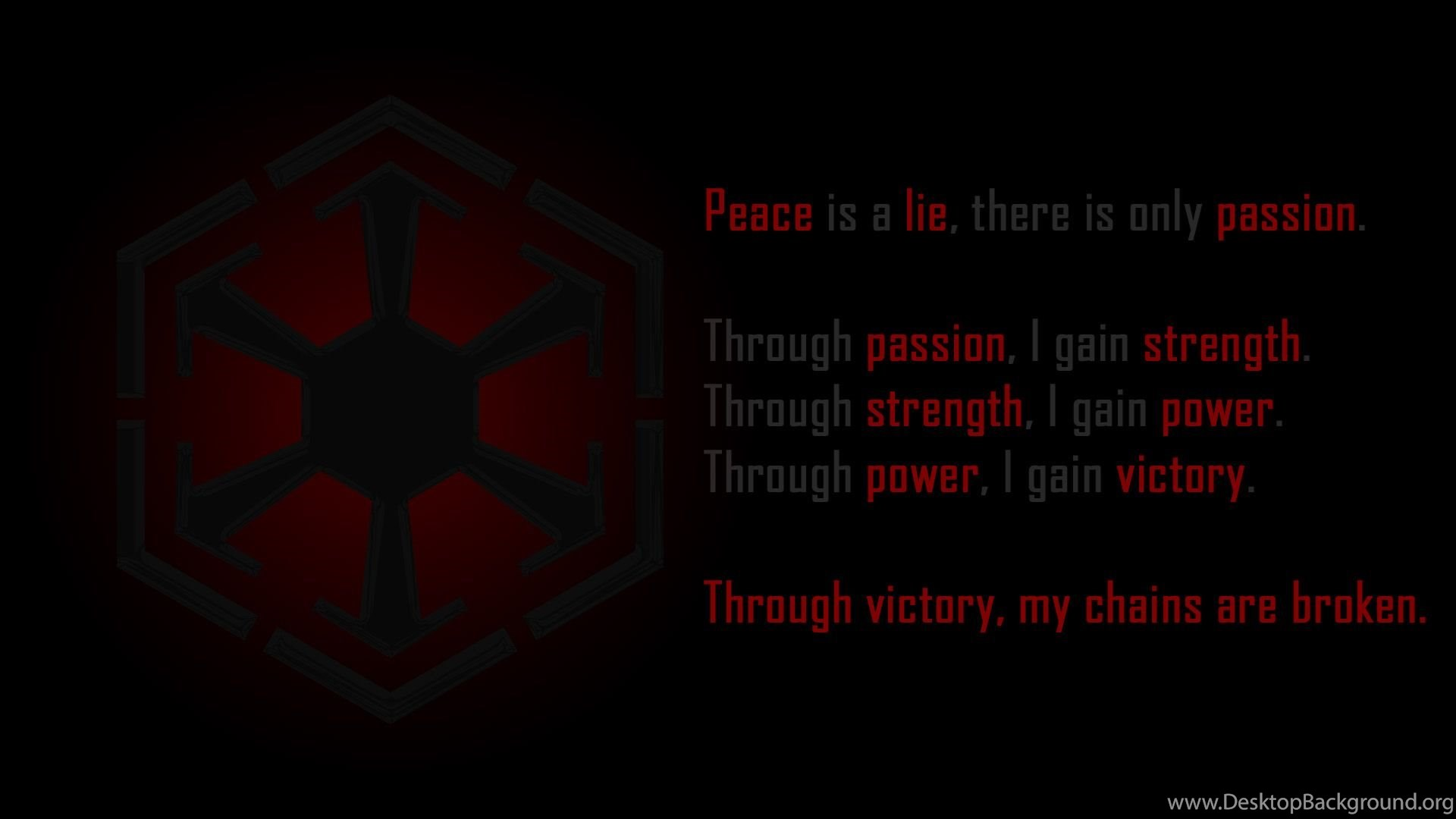 43567 star wars wallpapers with sith
