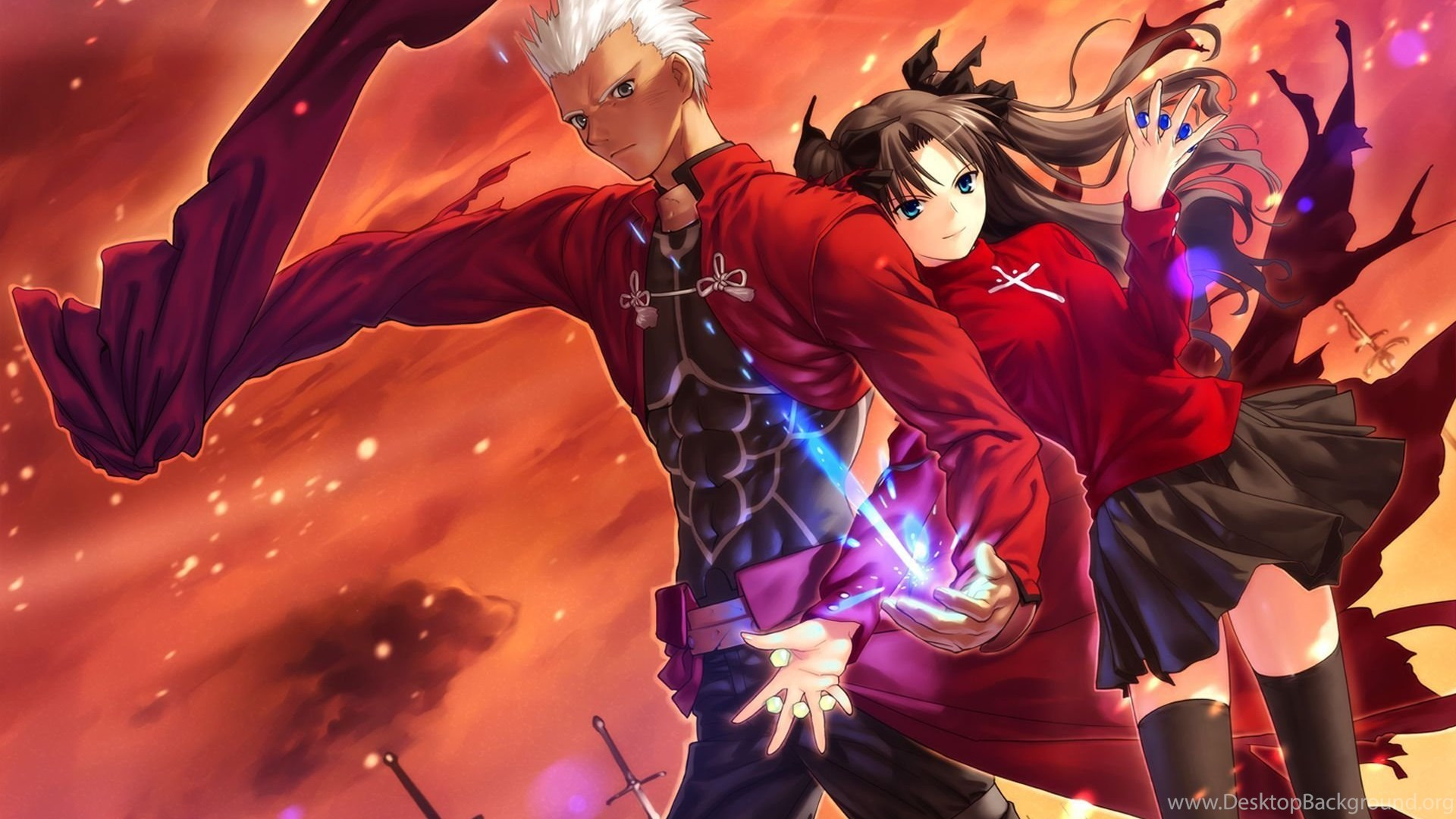 Fate Stay Night Hd Wallpapers Page 3 Desktop Background