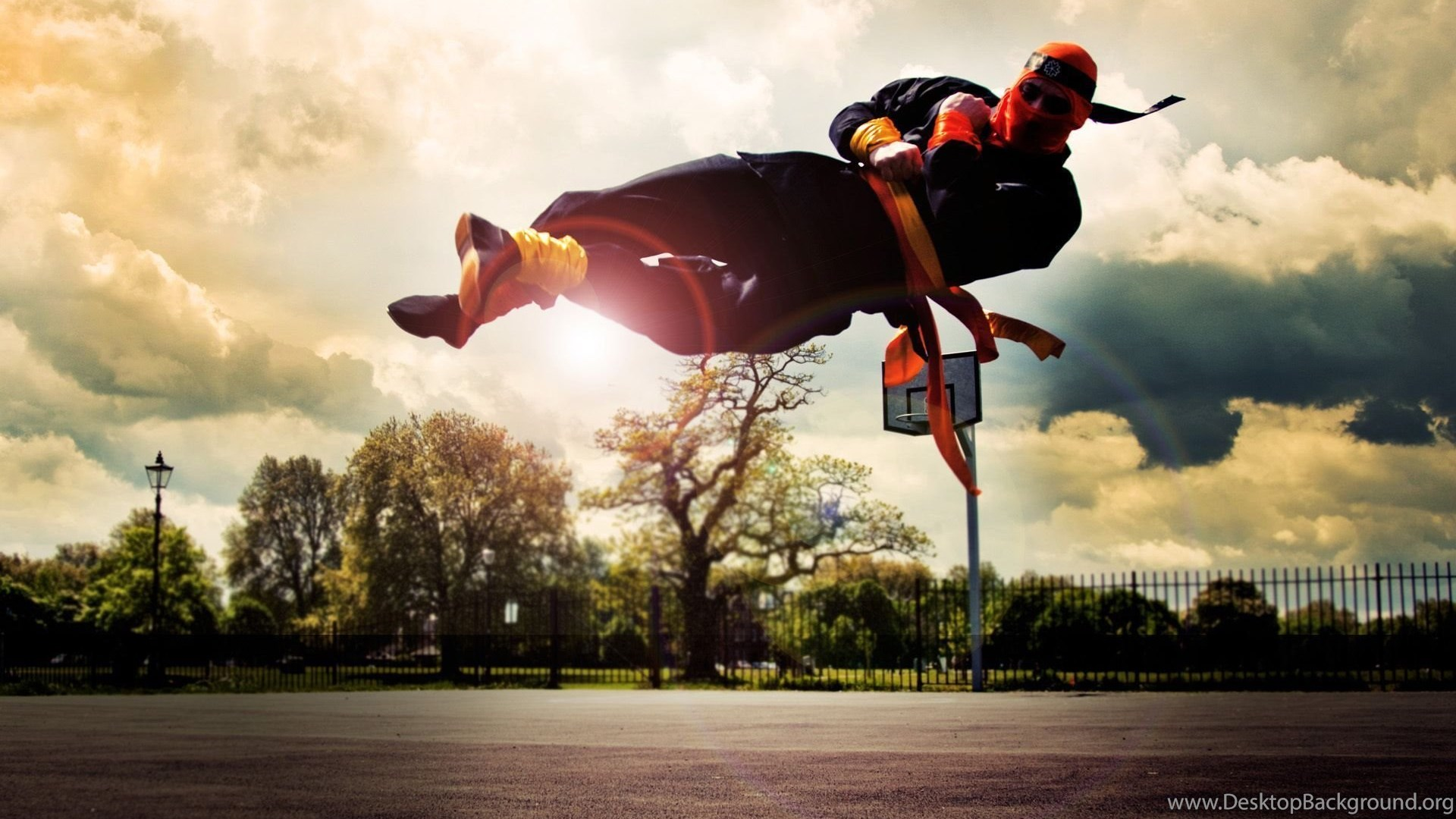 Download Wallpapers Parkour Tricking Cork