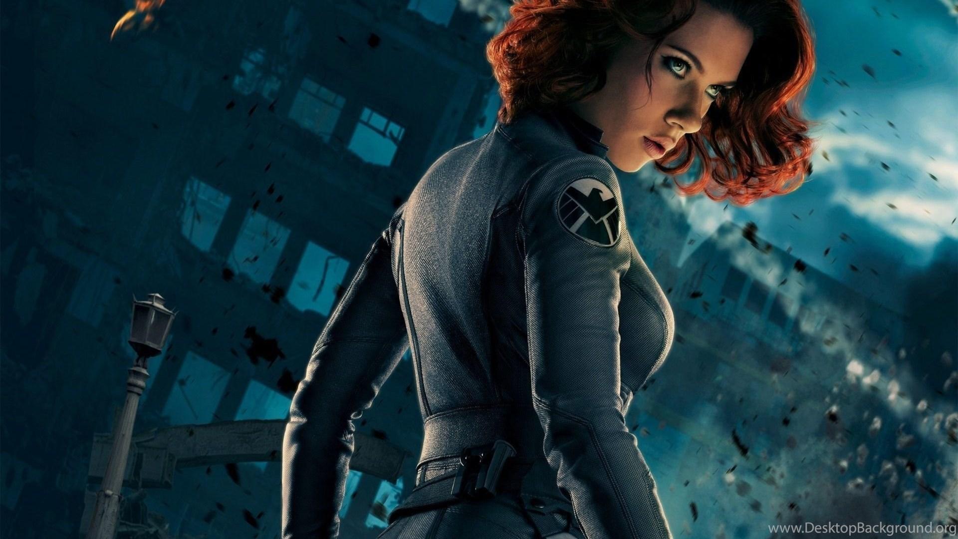 Scarlett Johansson Black Widow Wallpapers And Images Desktop Background