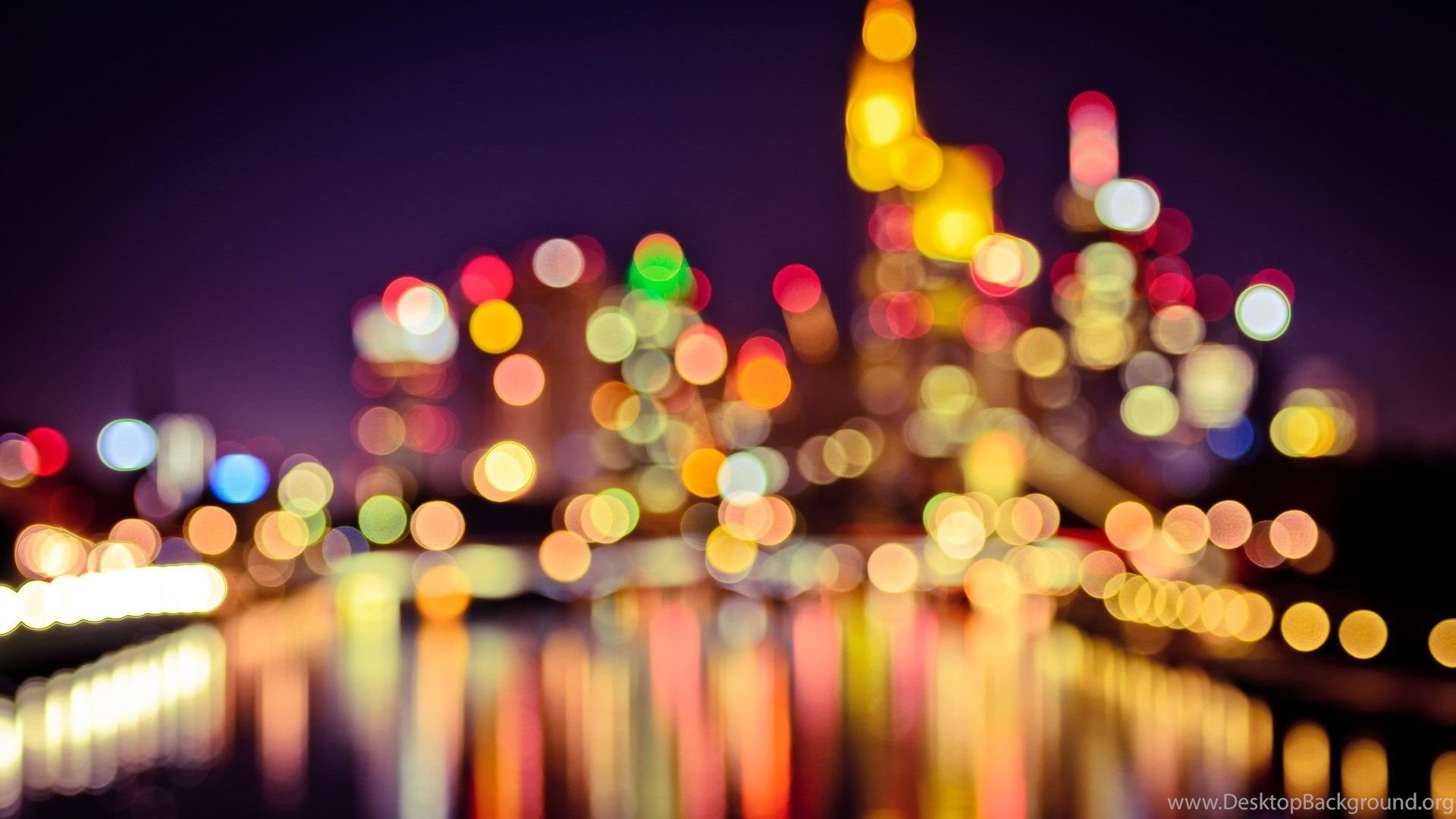 25 Colorful Hd Wallpapers To Light Up Your Display: Macro, City Night, Bokeh Lights, Photo, Colors, Close Up
