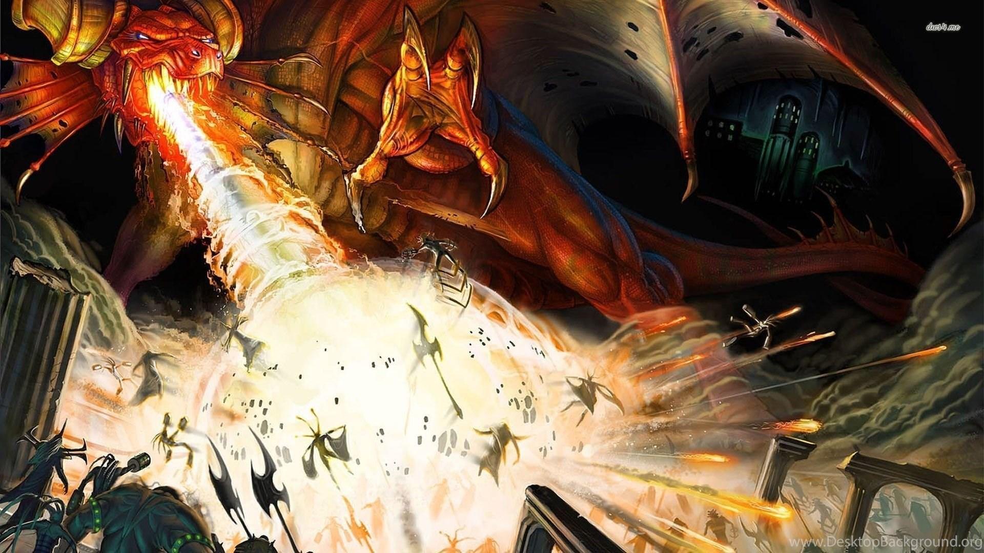 Dungeons Dragons Dragonshard Wallpapers Game Wallpapers Desktop