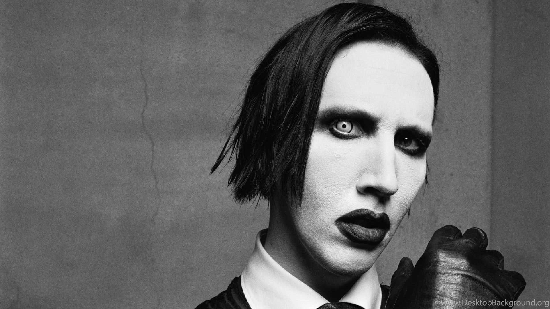 Hd Quality Marilyn Manson Wallpapers Widescreen 14 Music Celebrity