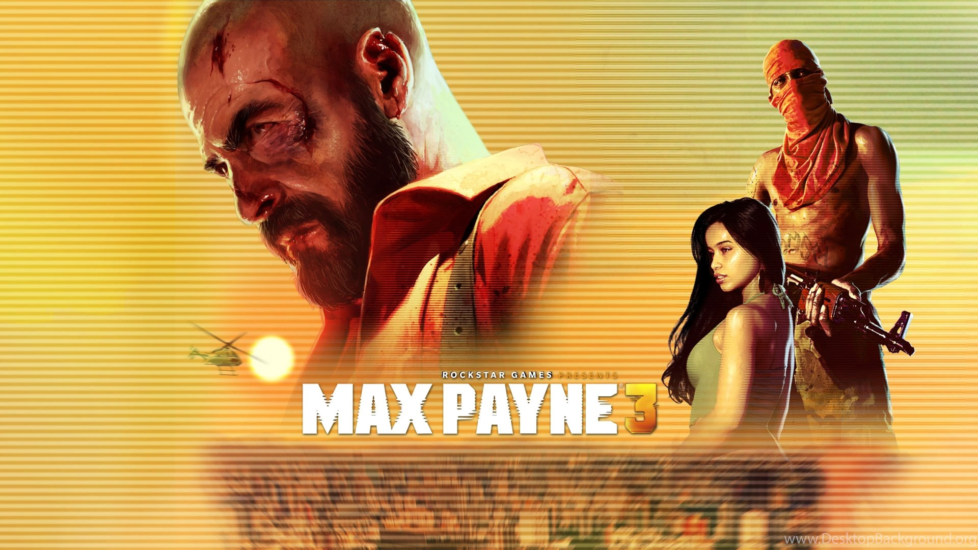 4k Ultra Hd Max Payne 3 Wallpapers Hd Desktop Backgrounds