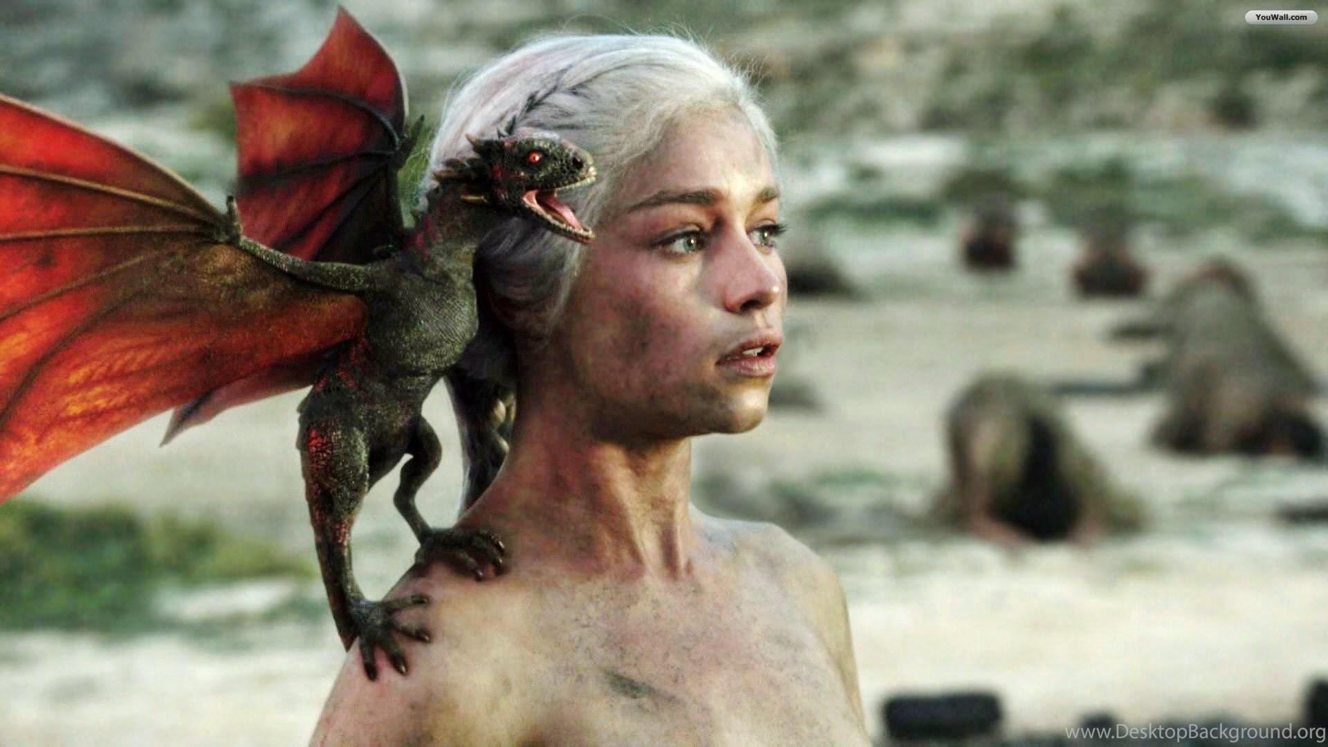 YouWall Daenerys Game Of Thrones Wallpapers Desktop