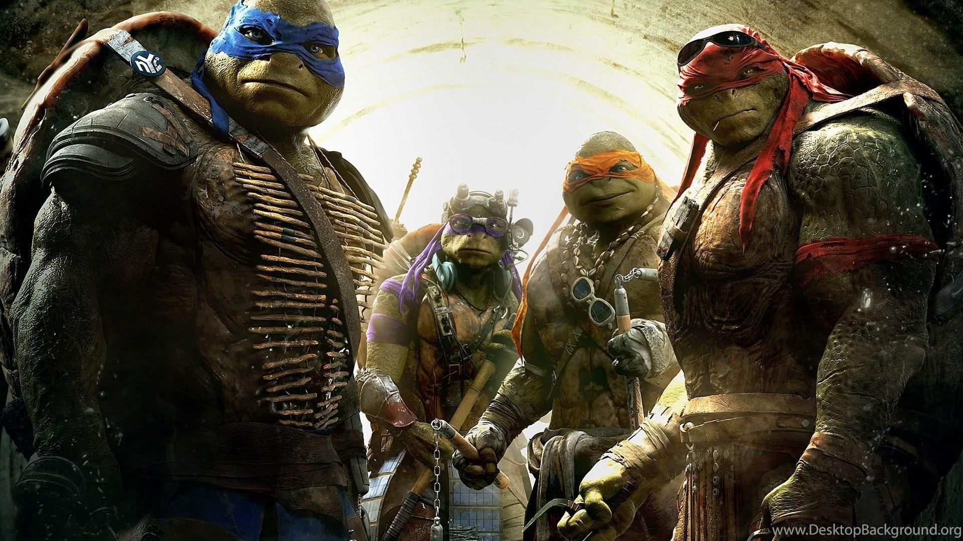 Teenage Mutant Ninja Turtles 2014 Wallpapers Desktop Background