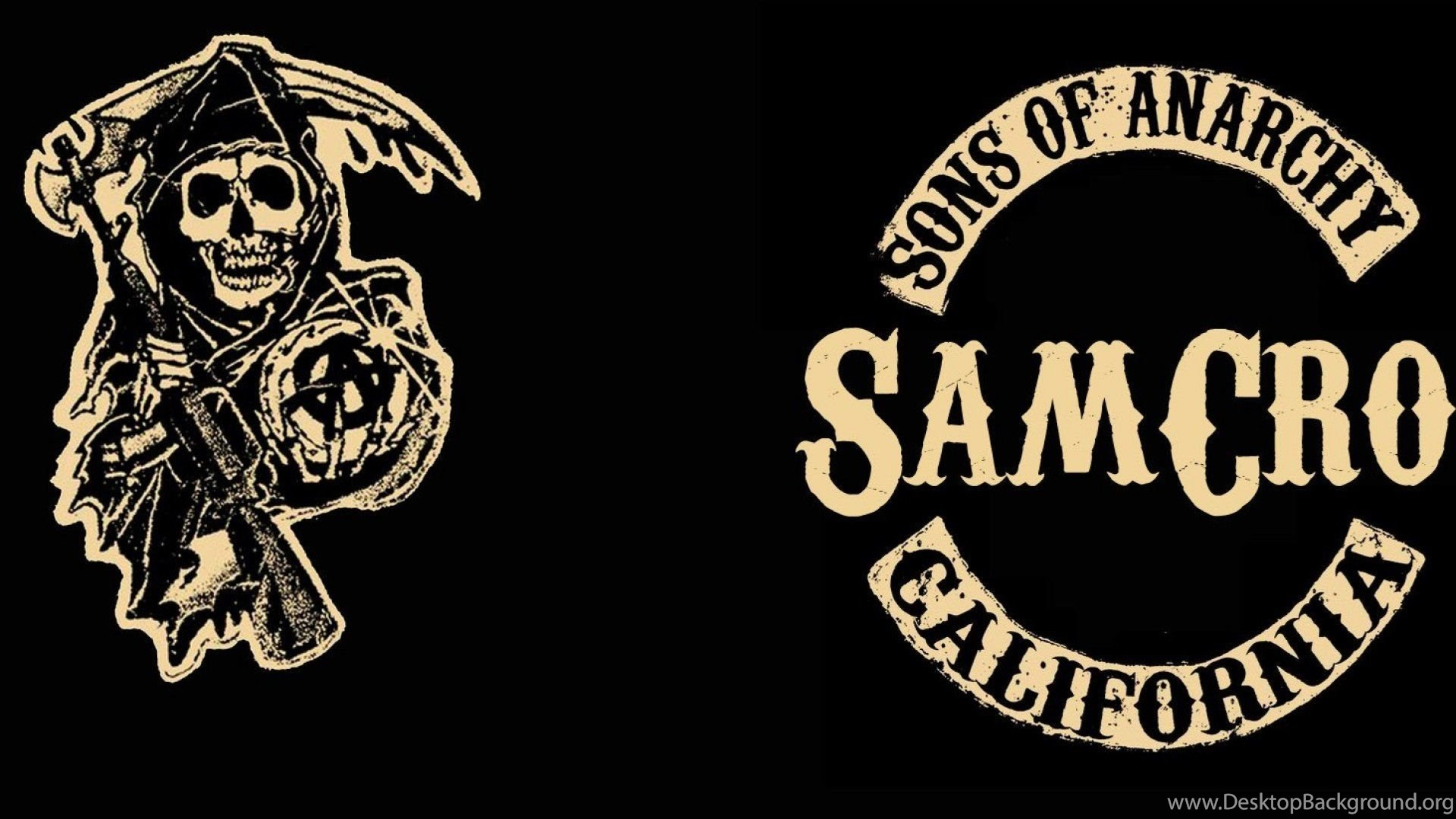 Sons Of Anarchy California Wallpapers Walldevil Best Free Hd