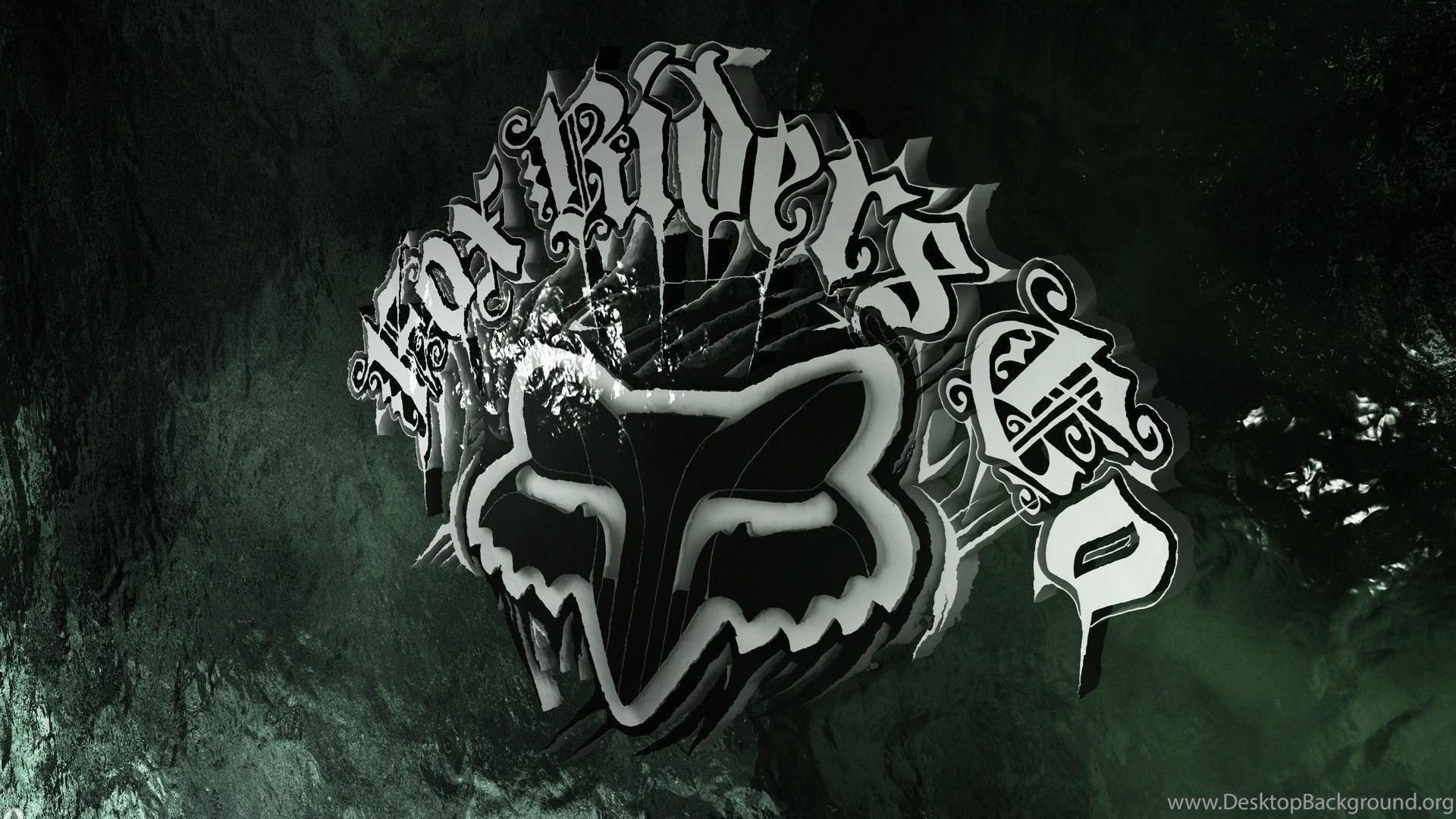 Fox Racing Logo Wallpapers Desktop Background