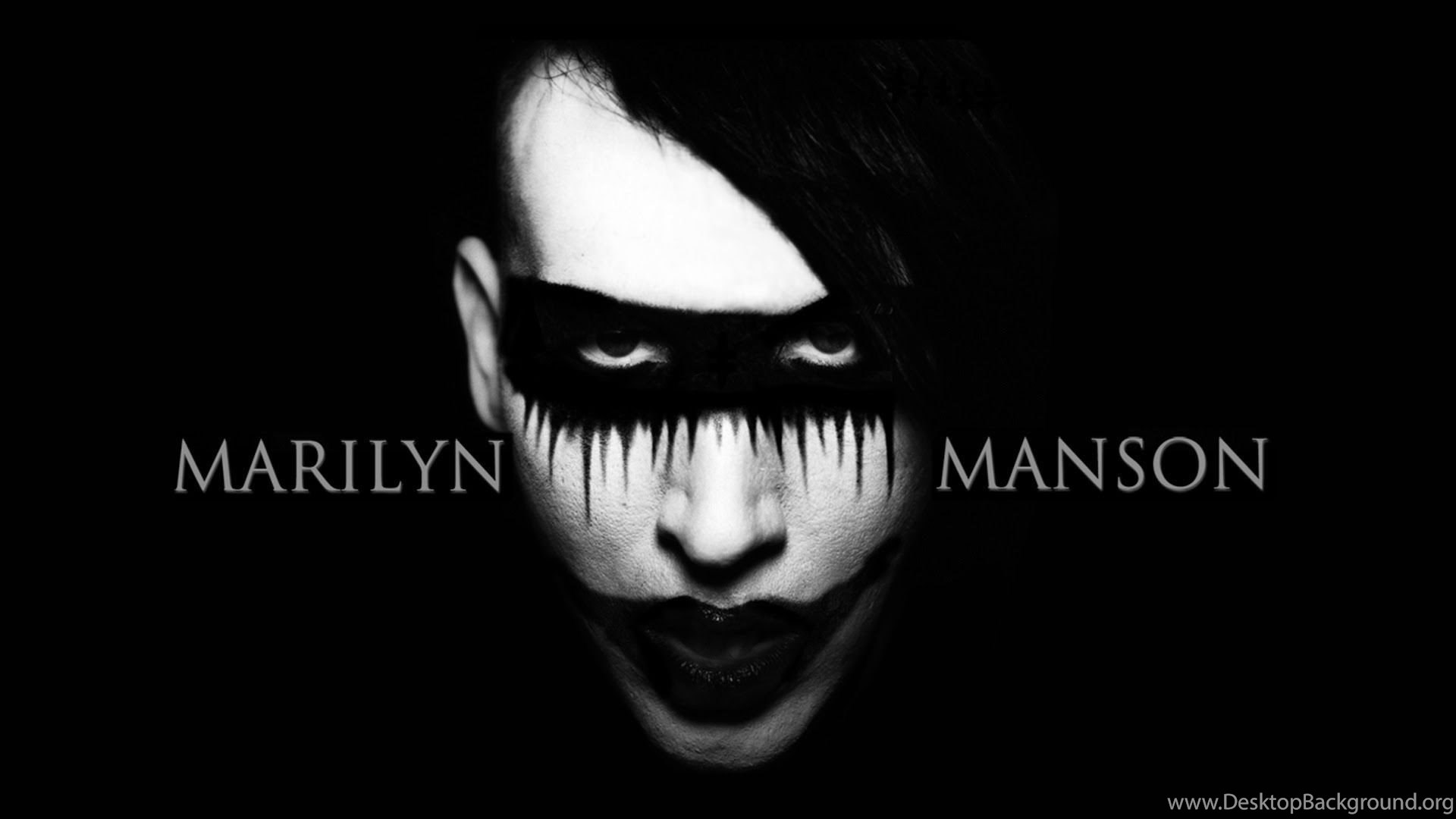 Hd Quality Marilyn Manson Wallpapers Widescreen 17 Music Celebrity