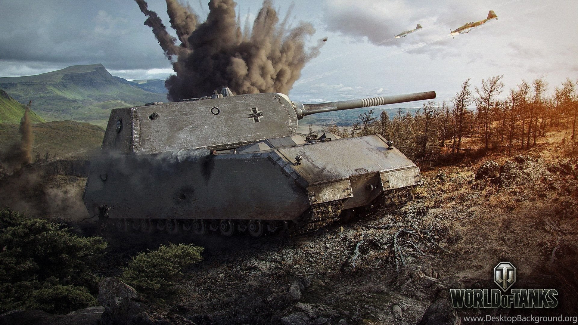 World Of Tanks Wallpapers Hd Desktop Attachment 6081 Hd