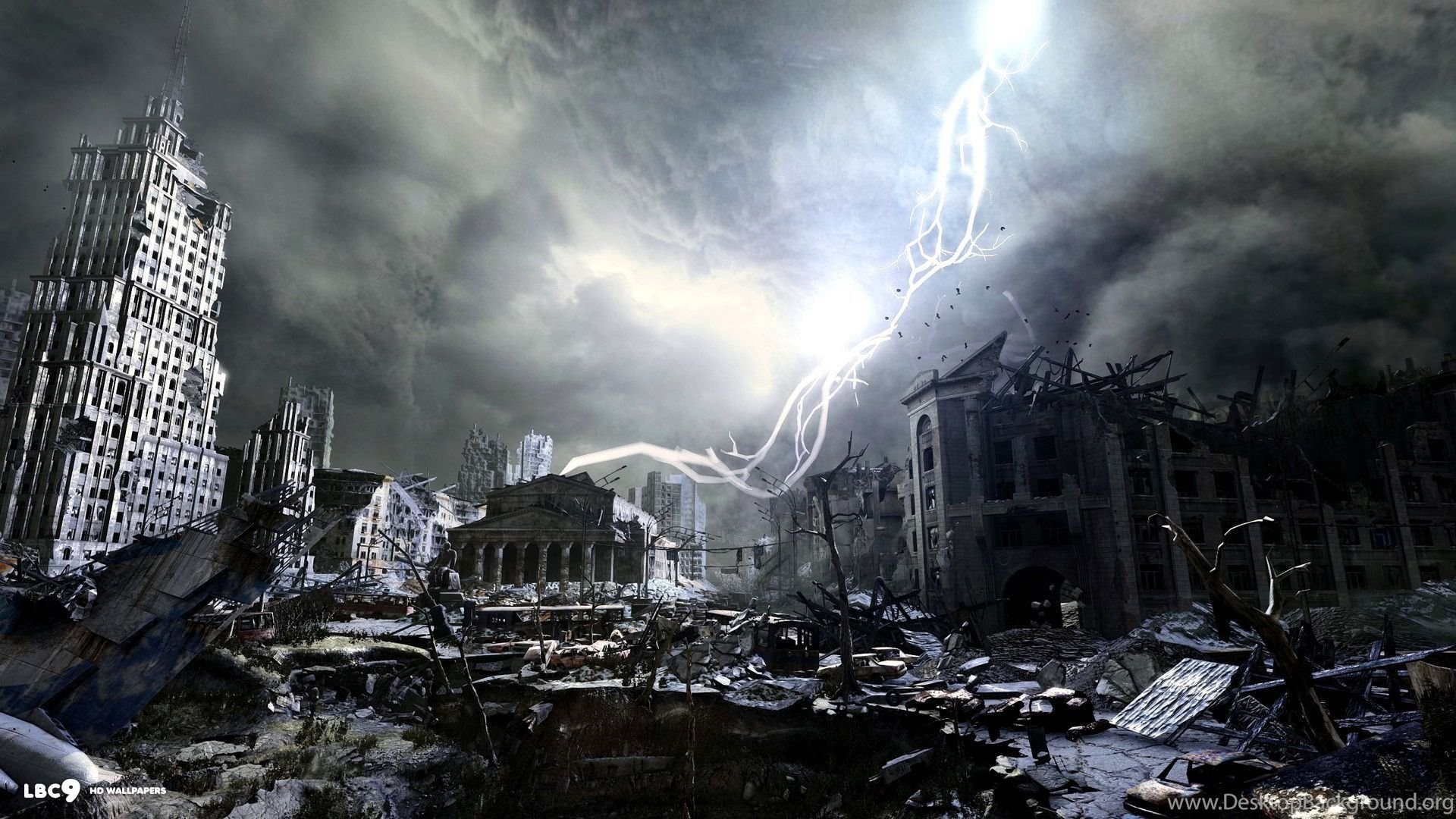 Metro Last Light Wallpapers 1 12 Desktop Background