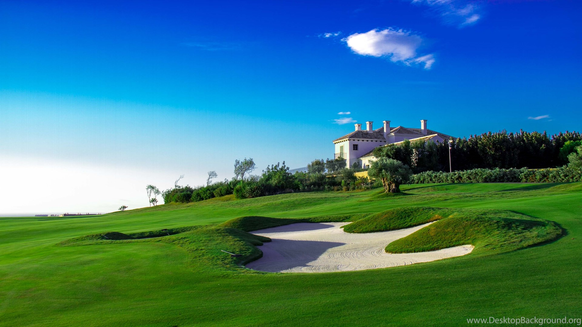 Golf Course Wallpapers Desktop Background