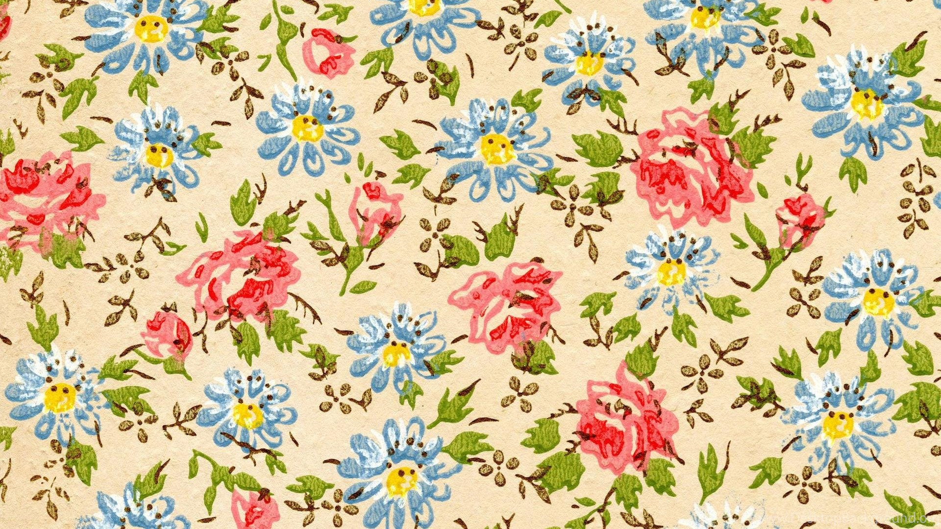Floral Computer Wallpapers Desktop Background
