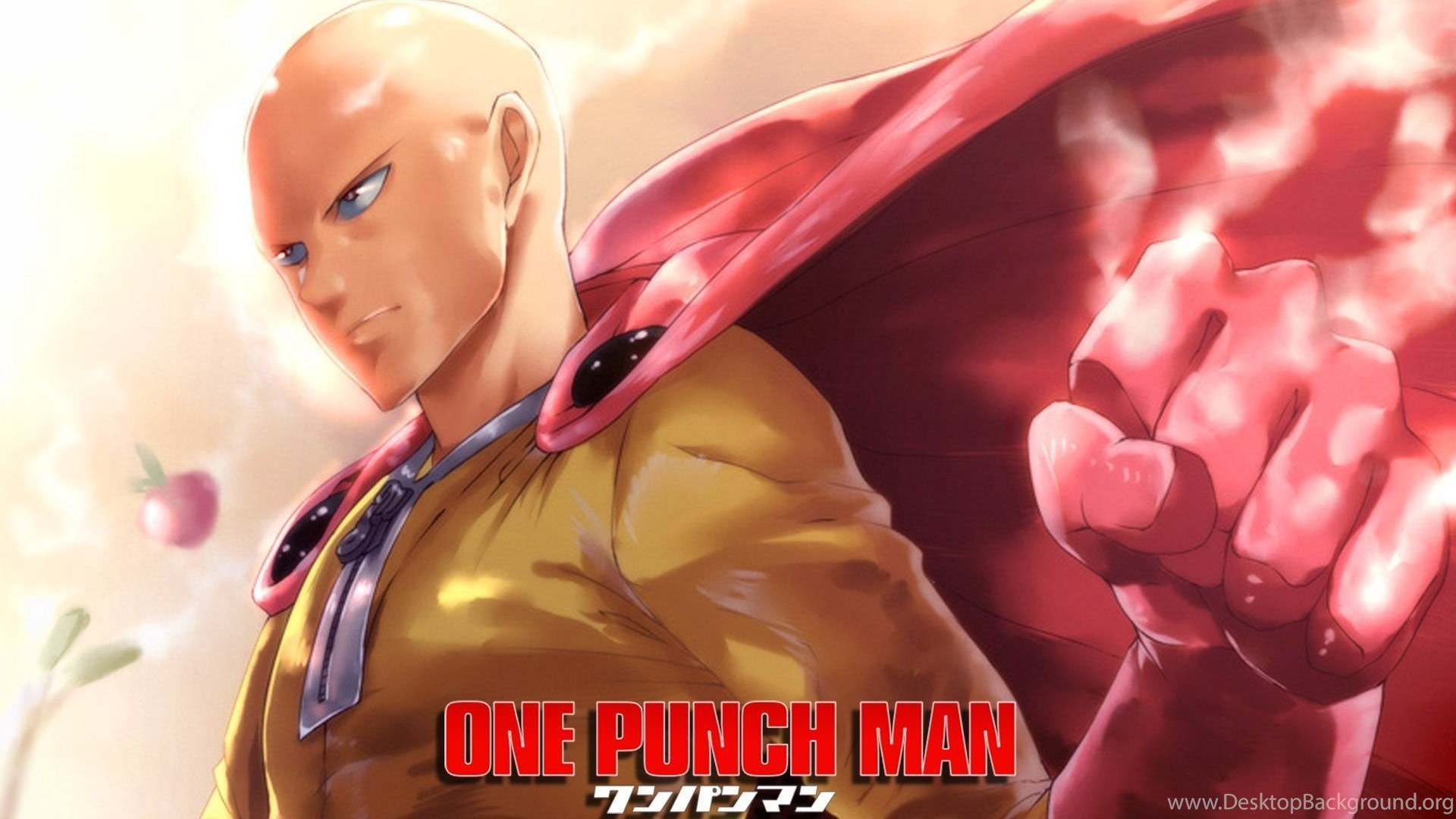 One Punch Man Wallpapers Hd Download Desktop Background