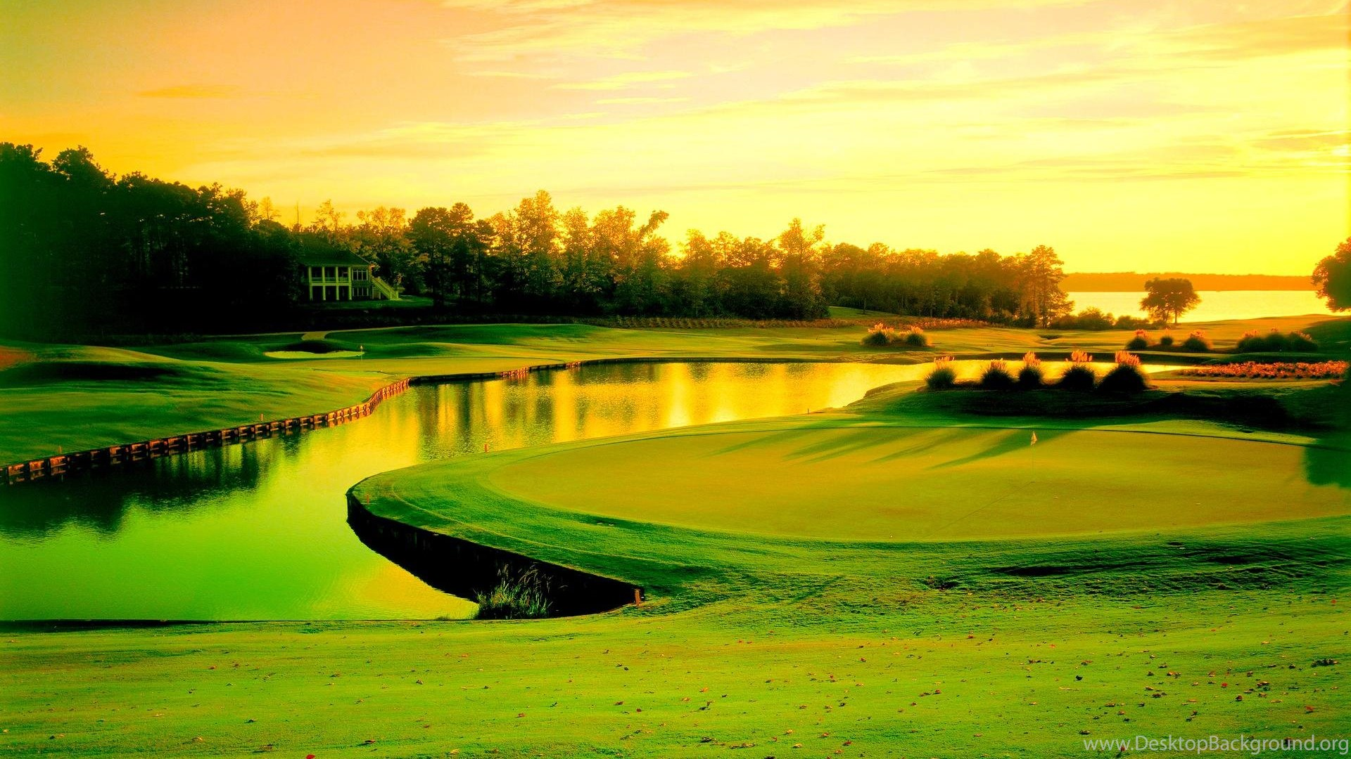 Golf Desktop Wallpaper, Golf Courses Images, New