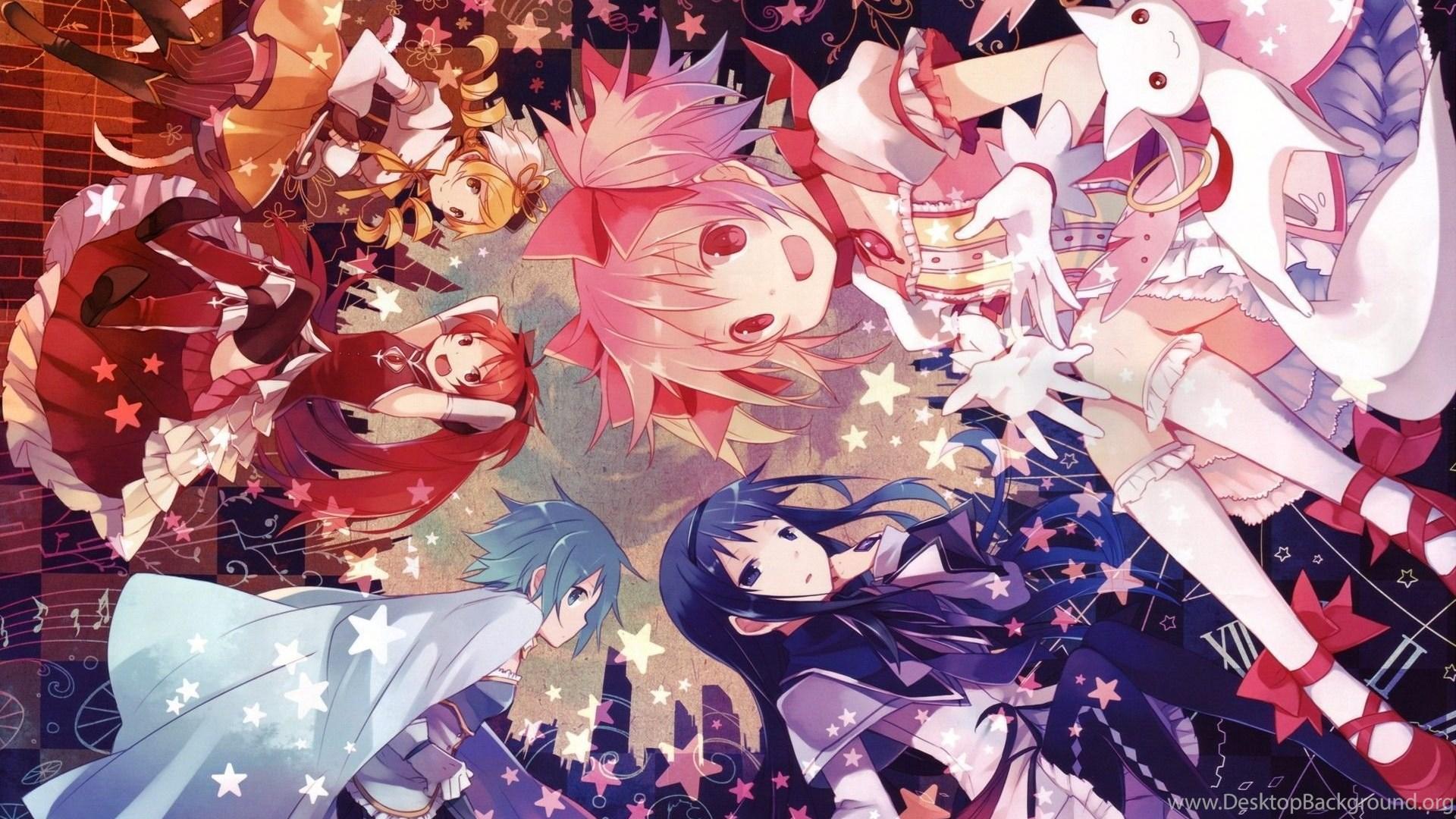 Mahou Shoujo Madoka Magica HD Wallpapers Page 3 Desktop Background